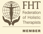 FHT - Federation of Holistic Therapists Member